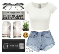 """""""Tumblr Aesthetic"""" by jlol ❤ liked on Polyvore featuring Converse"""