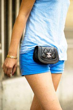 """Chanel"" just enough for my fashion crave...  #fashion #chanel #parisfashionweek"