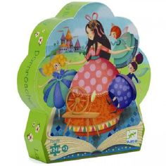 Buy Djeco: Silhouette Puzzle - Sleeping Beauty at Mighty Ape NZ. Djeco: Silhouette Puzzle – Sleeping Beauty This beautifully illustrated Sleeping Beauty Silhouette jigsaw puzzle from Djeco is presented in a uniquel. Beauty And The Beast Art, Mighty Ape, Alice In Wonderland, Silhouettes, Jigsaw Puzzles, Fairy Tales, Sleeping Beauty, Presents, Shapes