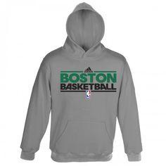 Keeping warm in Boston = #celtics hoodies