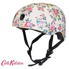 If only Cath Kidston made bike helmets... hang on a minute they do! And its only £35. Yay!