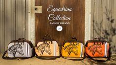 CUSTOM Equestrian Duffle Bag, Large Bag, Travel Bag, Messenger Bag, Diaper Bag, Helmet Case, Grooming Tote, Dressage, Horse, Pets