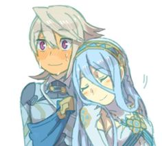 Fire Emblem Fates - Corrin x Azura