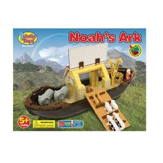 Noah built an ark and now your kid (or kid-like adult) can too!
