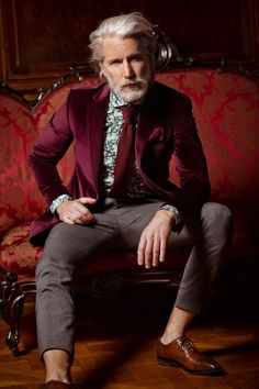 AIDEN SHAW FOR EL BURGUÉS FALL/WINTER 2013