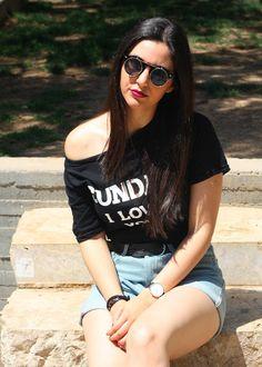 Vacaciones en Plutón: Sunday, I love you! #kissmylook