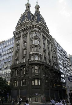 A creation of the Danish architect Ronnow Argentina South America, South America Travel, Beautiful Buildings, Beautiful Places, Argentine Buenos Aires, Argentina Travel, Latin America, Holiday Travel, Wonders Of The World