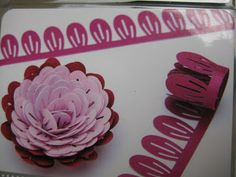 DecorablesArt: HOW TO MAKE: beautiful 3D paper flowers