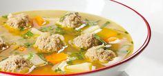 Soupe aux boulettes de porc Recettes | Ricardo