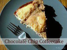 Chocolate Chip Coffeecake