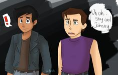 Outsiders: Uh oh by lewisrockets on DeviantArt