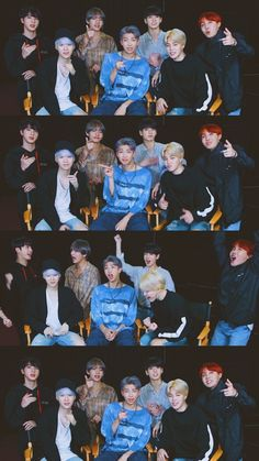 [❤️] BTS chat with @ddirecto about dating and what true love means to them! #BTSxAMAs