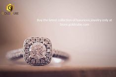 Buy the latest collection of gold and silver jewelry only at store.goldcube.com #latestcollection #goldjewellery #ring #necklace Luxury Jewelry, Silver Jewelry, Gold And Silver Rings, Gold Coins, Ring Necklace, Silver Bracelets, Precious Metals, Jewelry Stores, Cube
