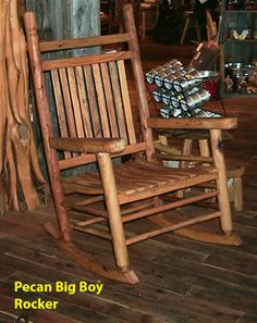 Handmade Pecan Bed From Texas Hill Country Furniture
