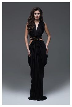 26 Beautiful Evening Dresses With Asian Inspiration - Fashion Diva Design