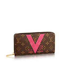 Zippy Wallet +Monogram Canvas - Small Leather Goods   LOUIS VUITTON