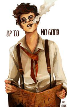 James Potter - Happy birthday! by dasstark (nastjasstark)