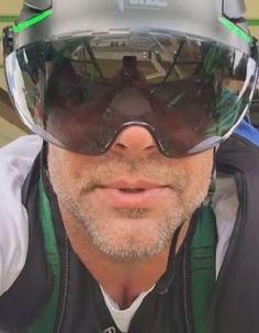 Vídeo: @ricky_martin se lanza desde Toro Verde...