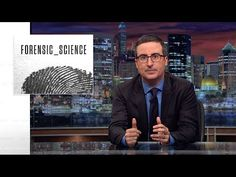 Last Week Tonight with John Oliver: Forensic Science with Josh Charles - GoldDerby