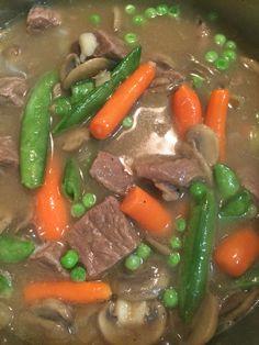 Beef stew Pot Roast, Stew, Food To Make, Homemade, Drinks, Ethnic Recipes, Desserts, Carne Asada, Drinking