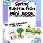 Students will be all set for spring with this adorable subtraction stories mini book! There are 12 pages to staple in your book. Each page features...