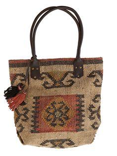 """""""Esmira"""" #Kelim #Tasche by Brigitte von Boch #bevonboch #bag"""
