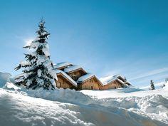 Résidence CGH Le Hameau du Beaufortain aux Saisies - Savoie