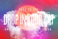 COLOR BOMB VOL. 1 by