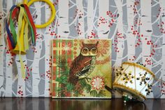 """These holiday tiles are created with gifting in mind. I carefully picked this design as owls are quite popular right now and this one is particularly beautiful. If you or someone you know, loves owls this would be the perfect decor for a kitchen and is also useful as a coaster. Therefore, you may want to purchase in quantities.    These are made from cocktail napkins carefully trimmed to fit onto a 4"""" X 4"""" inch ceramic tile. I use Mod Podge and with four coats each applied and dried before…"""