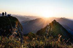 Bregenzerwald: Ein bildschöner Alleskönner - [GEO] In This Moment, Mountains, Nature, Summer, Travel, Walking Paths, Ski Resorts, Hiking Trails, Naturaleza