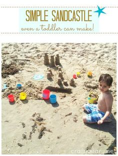 22 Summer Beach Activities Fun for Kids and Parties - It's time for a beach day: www.FloridaBeachBums.com