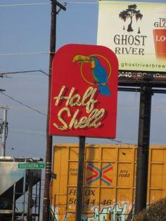 Half Shell, Memphis, Tn.