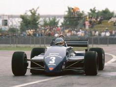 Michele Alboreto - Tyrrell