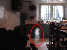 child paranormal ghost