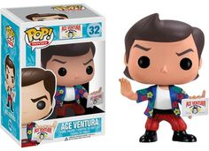 Ace Ventura Funko Pop Vinyl Figure. WANT