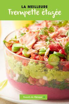 La meilleure recette: santé, option végétarienne et plein d'avocats Salsa, Guacamole, Ethnic Recipes, Food, Kitchens, Lawyers, Vegetable Dips, Mexico, Drinks