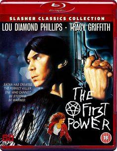 THE FIRST POWER BLU-RAY 88 FILMS SLASHER CLASSICS COLLECTION SPINE #22
