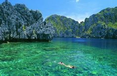 El Nido Palawan Philippines, Listed in Forbes Top 10 scuba diving destinations in the world