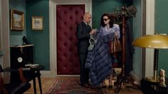 """Films of Fashion - Prada """"A Therapy"""" featuring Ben Kingsley and Helena Bonham Carter"""