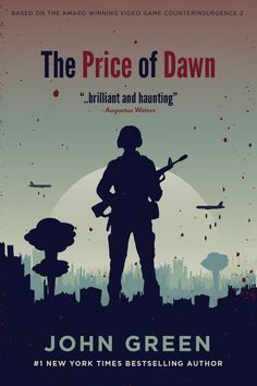 risarodil:  The Price of Dawn by John Green | Redesigned book cover My entry for The Price of Dawn cover contest. I don't usually join desig...