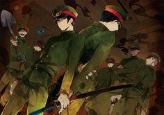 underworld capital incident | underworld capital incident (hirahara) | Tumblr