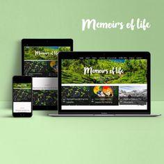 Memoirs, Electronics, Website, Blog, Life, Blogging, Consumer Electronics