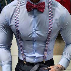"423 Likes, 11 Comments - Mr_Jhones (@mr_jhoness) on Instagram: ""Camisas Slim Fit, Gravatas borboletas e suspensórios!!! Loja no Shopping Ibirapuera 🏪🎩 😱😱😱 Agora na…"""