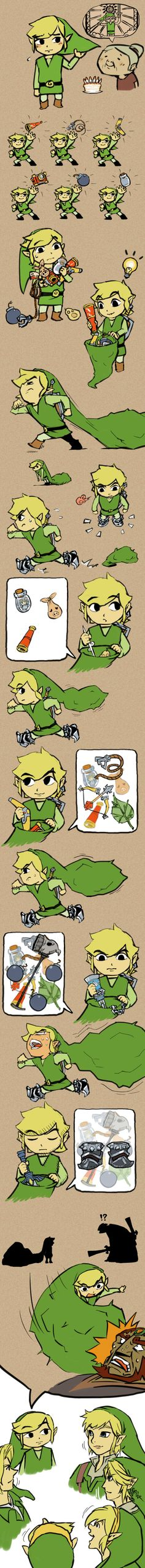 The Legend of Zelda: The Minish Cap<-----...>:( this is Wind Waker NOT Minish cap!!!!