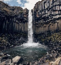 The ULTIMATE guide to things to do in Iceland - go whale watching, glacier walking, dive in the fissure between continents, and much more. Check out https://www.undiscovered.guide/iceland/top-things-to-do-in-iceland