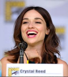 Alisson Teen Wolf, Cristal Reed, Crystal Marie, Allison Argent, Teen Wolf Cast, Scott Mccall, Lydia Martin, Actresses, Crystals