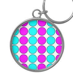 >>>Low Price          	Stylish Patterns for Her : Pink & Cyan Polka Dots Key Chains           	Stylish Patterns for Her : Pink & Cyan Polka Dots Key Chains This site is will advise you where to buyShopping          	Stylish Patterns for Her : Pink & Cyan Polka Dots Key Chains Here ...Cleck link More >>> http://www.zazzle.com/stylish_patterns_for_her_pink_cyan_polka_dots_keychain-146733232601021644?rf=238627982471231924&zbar=1&tc=terrest