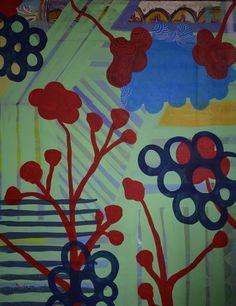 acrílico sobre tela Paintings, Art, Tela, Art Background, Paint, Painting Art, Kunst, Performing Arts, Painting