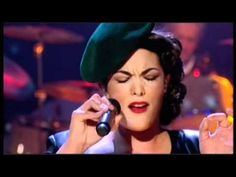 Caro Emerald - Mad About the Boy (This pin makes good a previous but now-defunct pin of this number by Caro Emerald.)