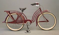 Great vintage bike design